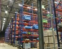 Las funciones del operador logístico y gestor de stocks