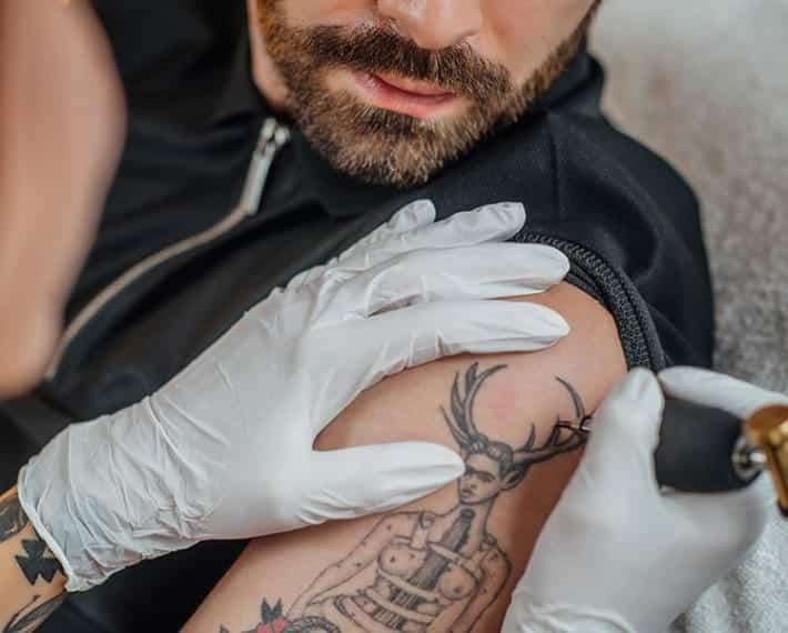 tatuajes oposiciones guardia civil