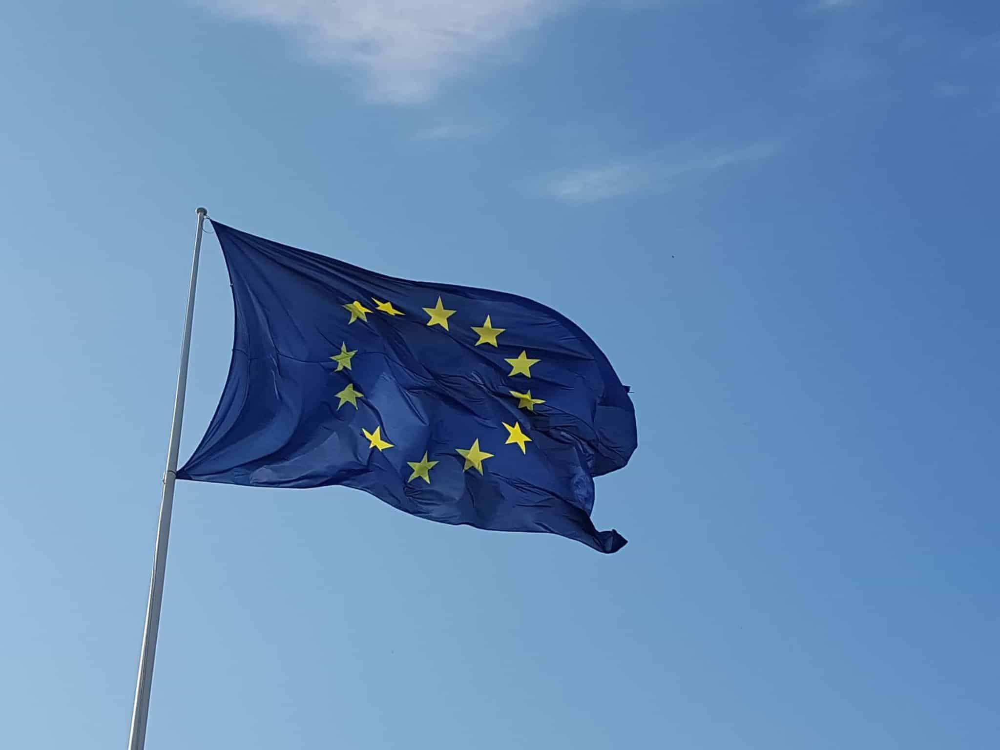UE es la sigla de Unión Europea