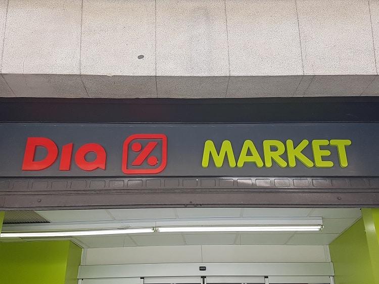 trabajar en supermercados día