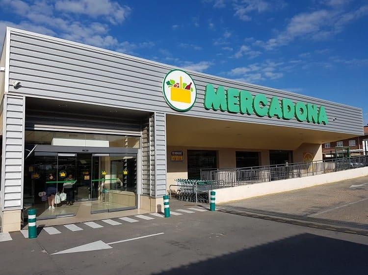 Mercadona de Villaviciosa de Odón (Madrid)