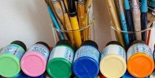 ¿Qué tipos de pintura hay?
