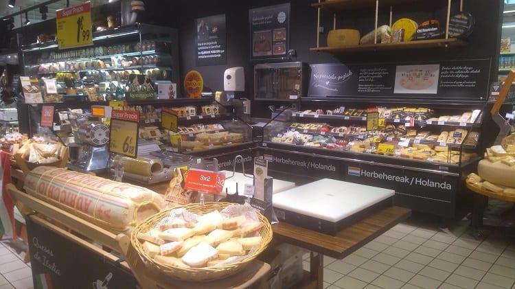 trabajar en Carrefour